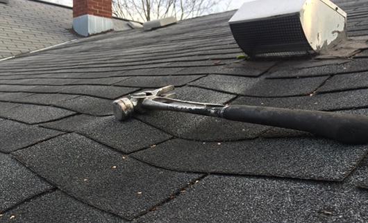 Emergency Roof Repair Green Bay, Appleton Security-Luebke Roofing